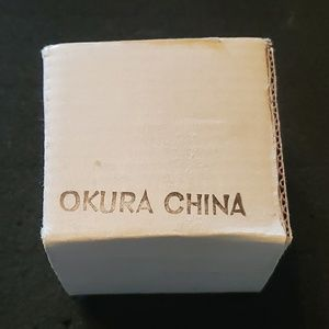 Okura china trinket (vintage)